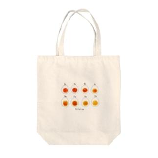 ゆで卵Time Tote bags