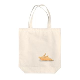 ウサウミウシ Tote bags