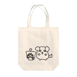 ねっぬ Tote bags