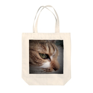Clock And Tail Tote bags