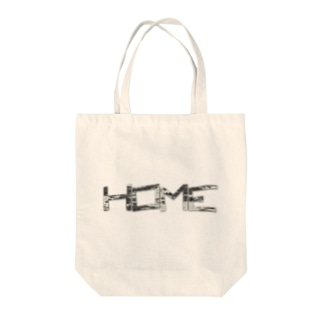 HOME公式グッズ Tote bags