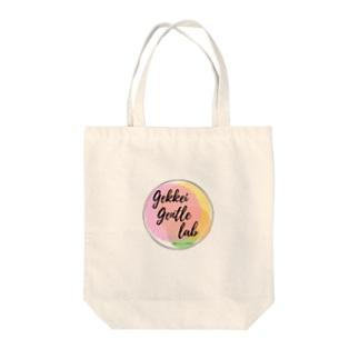 月経ジェントル公式グッズ Tote bags