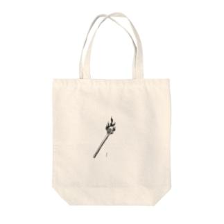 マッチくん Tote bags