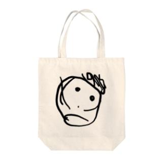 こりん Tote bags