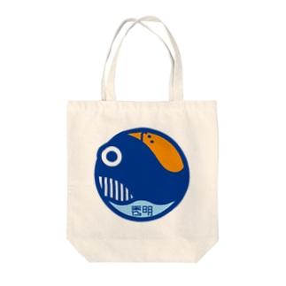 パ紋No.2755 秀明 Tote bags