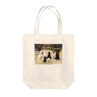 ジョン万次郎くん Tote bags