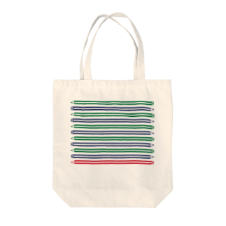 3pondSのえんぴつ Tote bags
