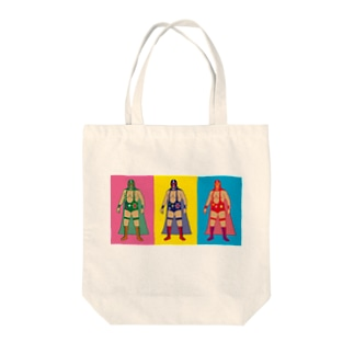 3Ruchas Tote bags