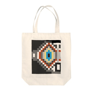 POPOBOY HEAD 1/2 Tote bags