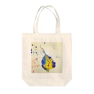 ひょろ色 Tote bags