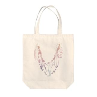 オシャレにおめかし♪〜桜〜 Tote bags