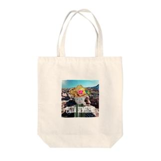 【PIZZA SONBLERO】 Tote Bag