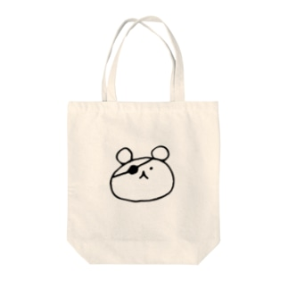 しろくま<DATE> Tote bags