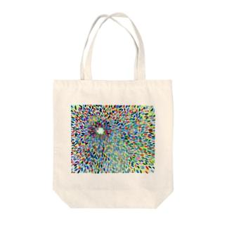 森羅万象の葉 Tote bags
