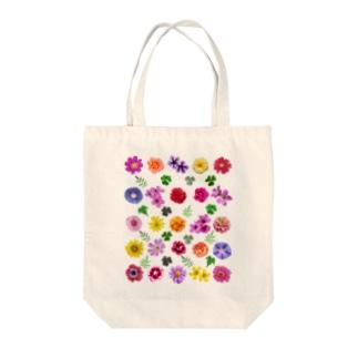 Flower いろいろ♪ B Tote bags