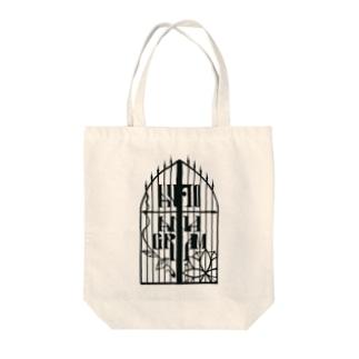 AA-GATE Tote bags