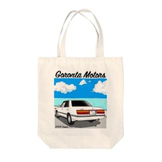 海岸線ころんた80's Tote bags