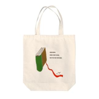 Tobiの店のDream Books Tote bags