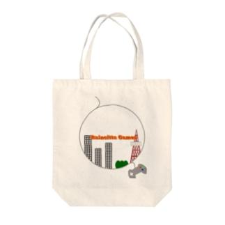 Raincitta Games デザイン Tote bags