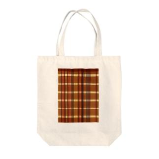 チェック2020秋 Tote bags