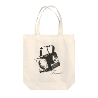 Fresnel Tote bags