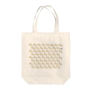 ひつじがいっぱいセレクション Tote bags