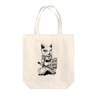アーサー王 (劇団Camelot) Tote bags