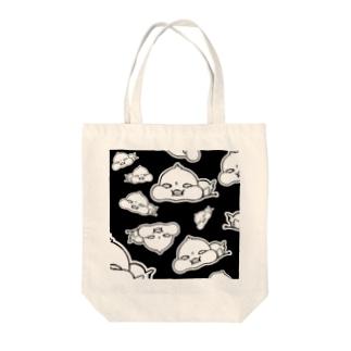 ふてくされているひよこ(散り散り) Tote bags