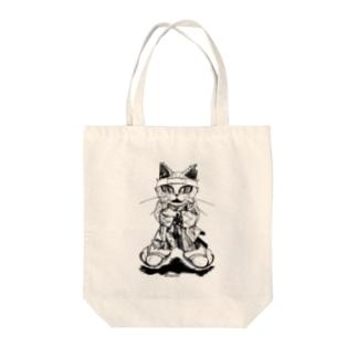 近藤 勇 (劇団Camelot) Tote bags