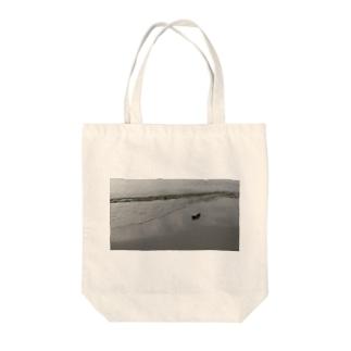 漂着 Tote bags