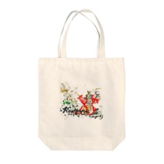 雅楽 蘭陵王 Tote bags