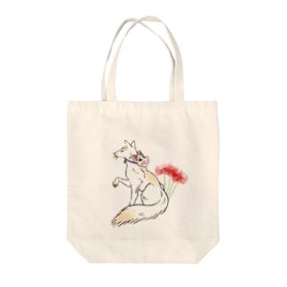 面狐 Tote bags