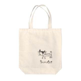 しなやかな猫 トートバッグ