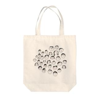 かお Tote Bag