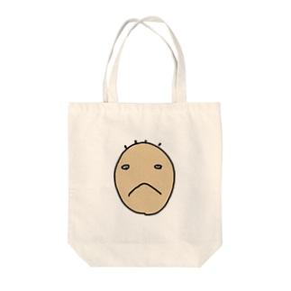カラーぬまちゃん Tote bags