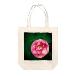 lotus 蓮 トートバッグ