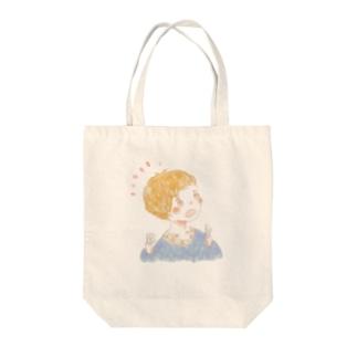 小春 Tote bags