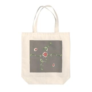 バラの涙 Tote bags