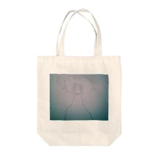 こねちゃん Tote bags