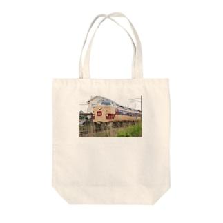 鉄道 Tote bags