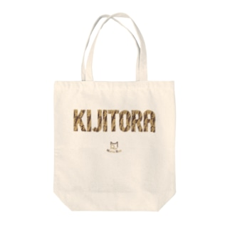 KIJITORA トートバッグ Tote bags
