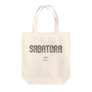 SABATORA トートバッグ Tote bags