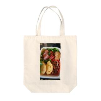 ごはん忘れた( ・ω・) Tote bags