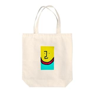ふかっしー Tote bags
