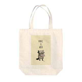 -MAKE A WISH- Tote bags