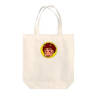 鬼っ子2 Tote bags