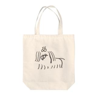 犬 _INU_ Tote bags