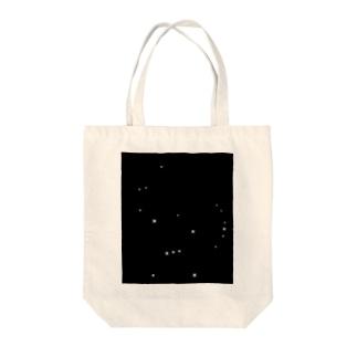オリオン座 Tote bags