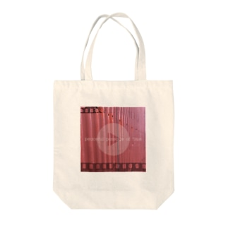 【PEACEFUL PASSAGE OF TIME】 Tote bags