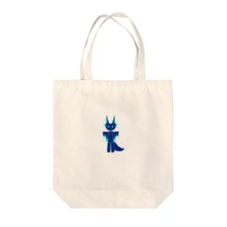 かわいいかいじゅう Tote bags